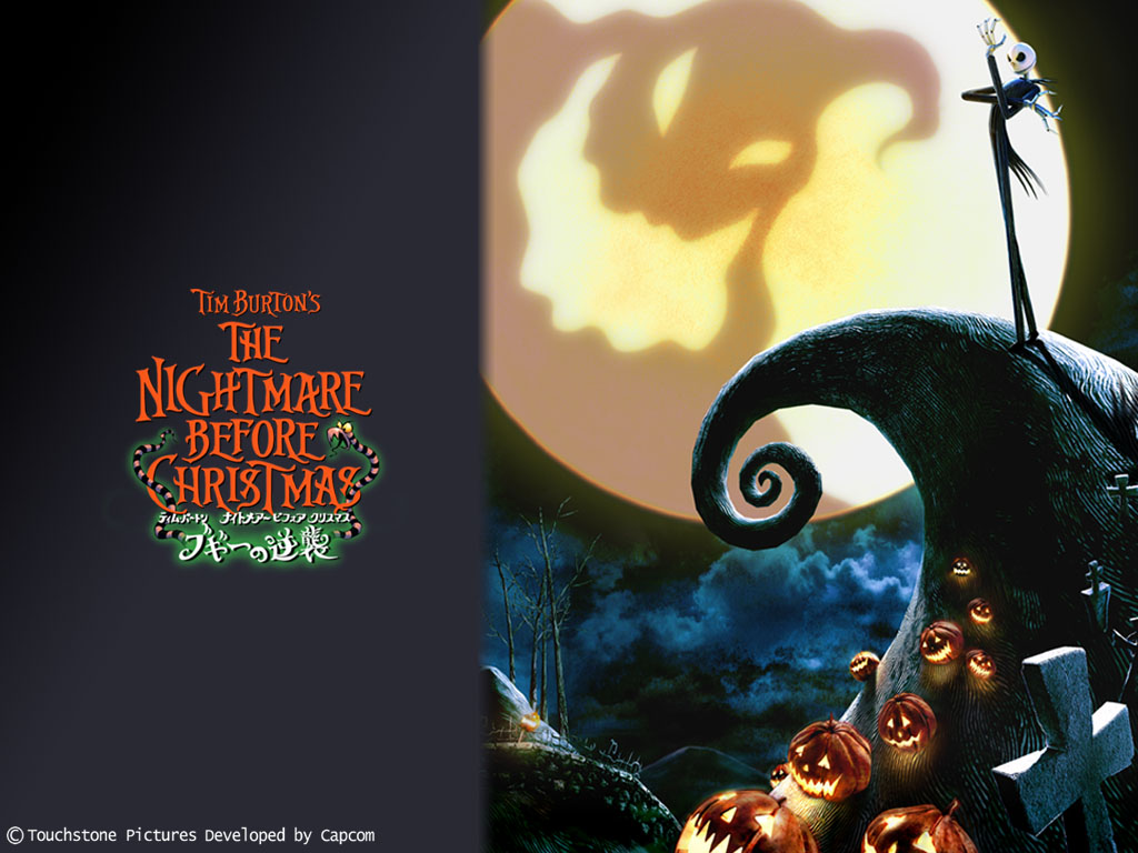 The Nightmare Before Christmas   Nightmare Before Christmas Wallpaper 1024x768