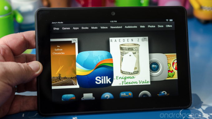 Amazon Kindle Fire HDX 7 inch now shipping Android Central 680x383