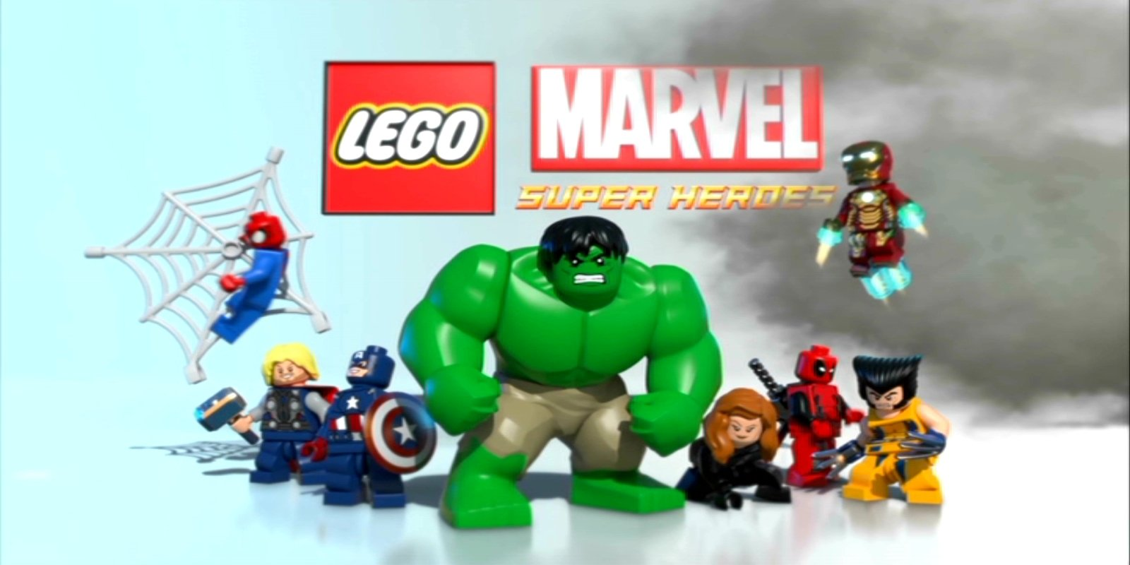 LEGO Marvel Super Heroes Wallpaper and Background Image 1600x800 1600x800