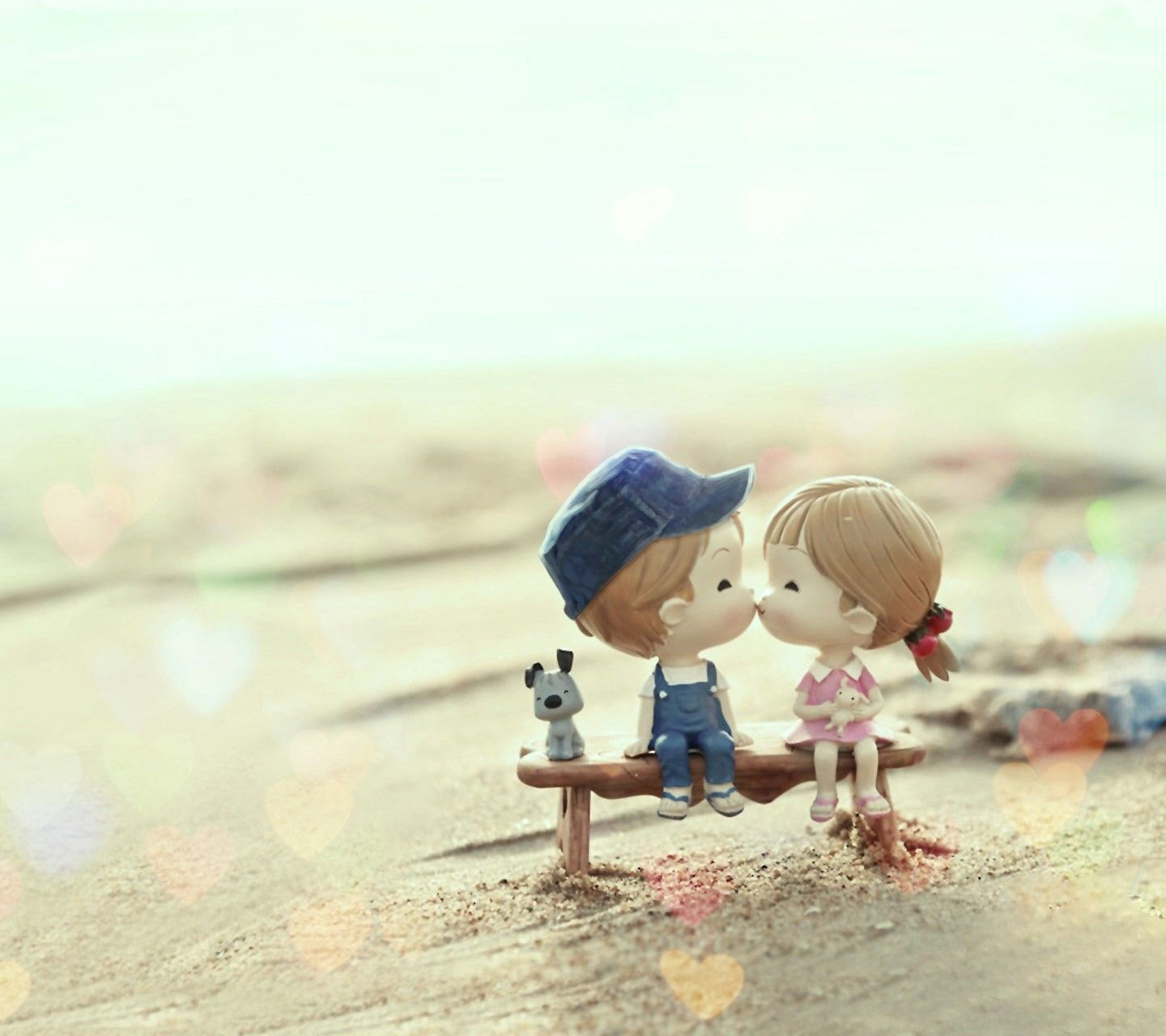 Cute Love Desktop Wallpapers 1440x1280