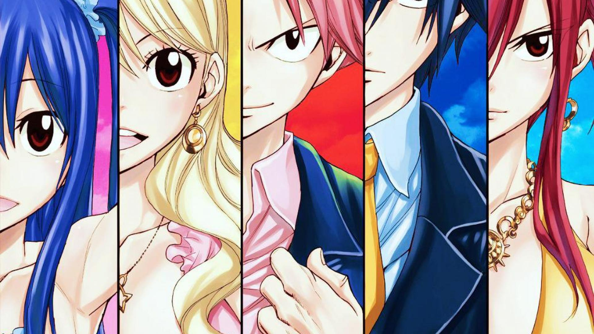 Fairy Tail Wallpapers Wallpaper