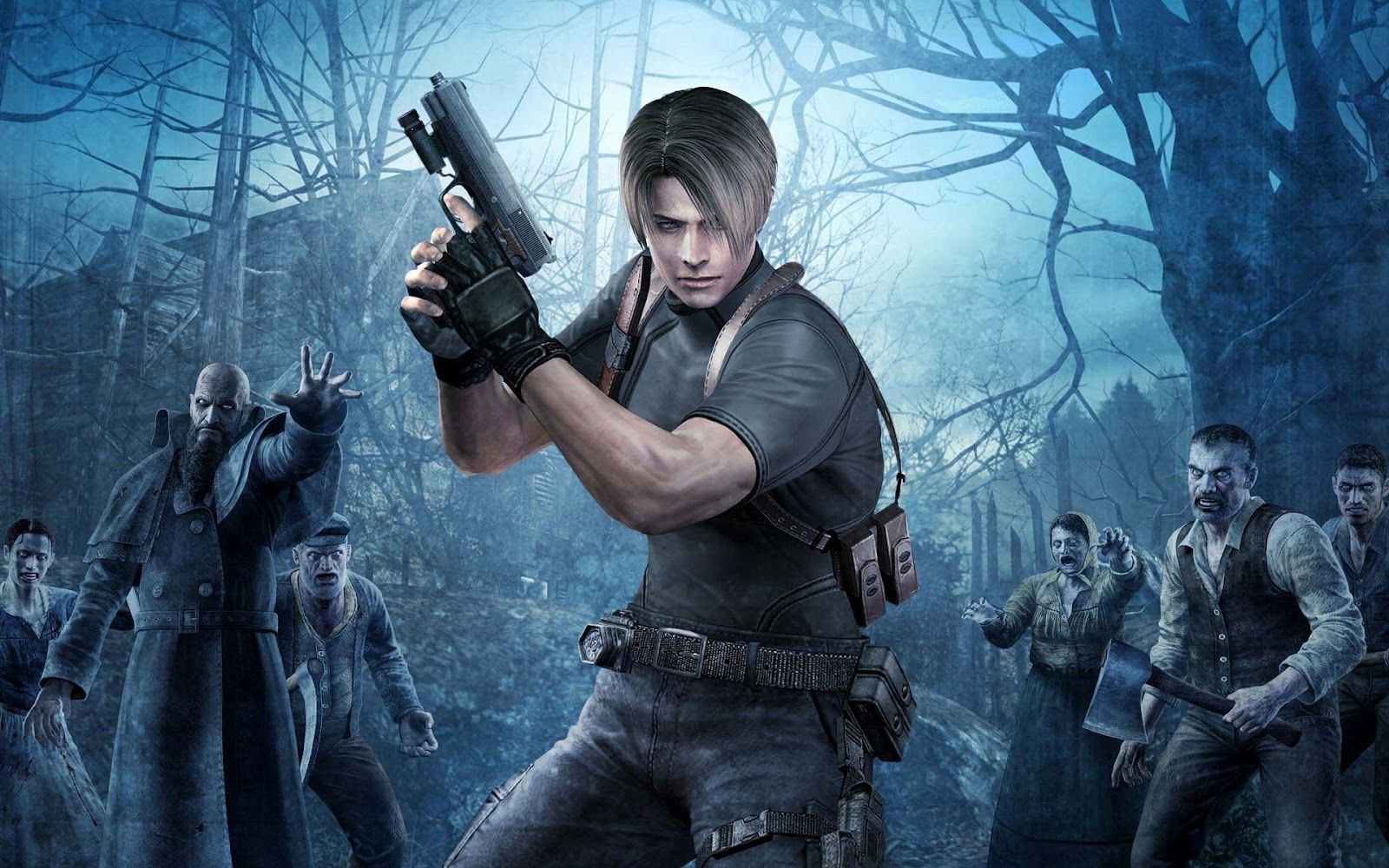 Resident Evil 4 HD Wallpapers and Background Images   stmednet 1600x1000
