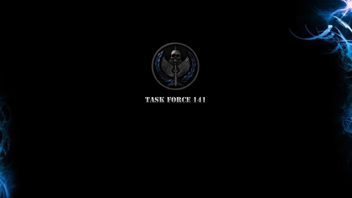 Task Force 141 rotating emblem by g3xter 1191x670