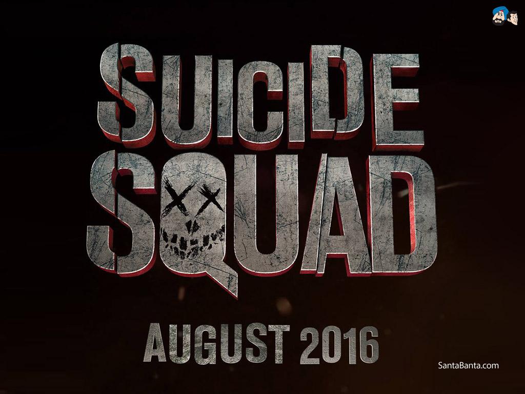 Suicide Squad Movie Wallpaper 1 1024x768