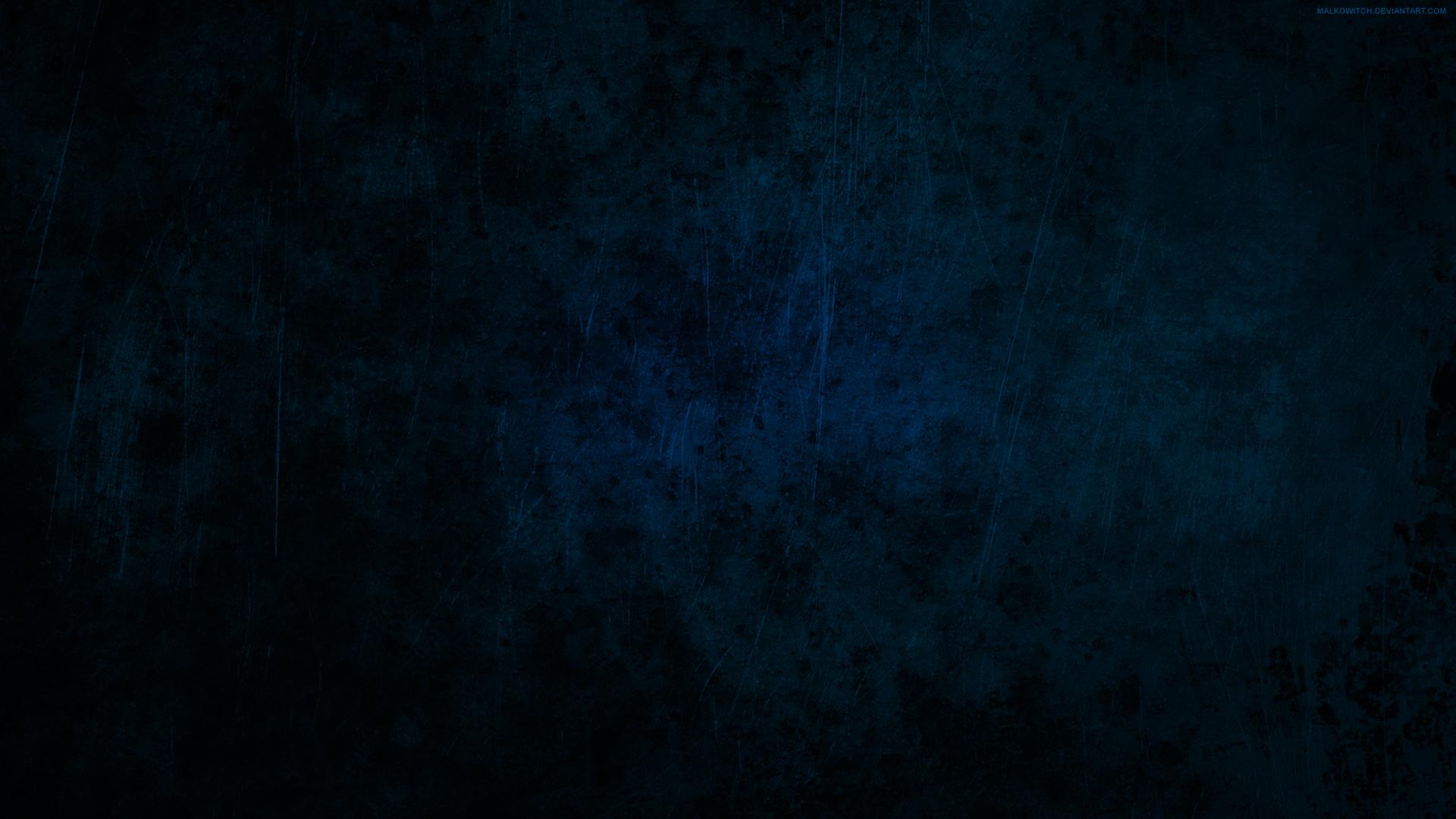 Dark Blue Wallpaper by malkowitch 1920x1080