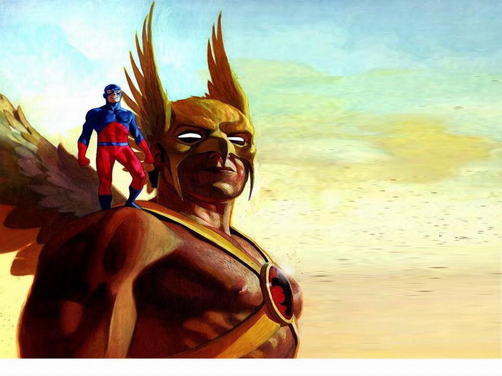 Hawkman   DC Comics Wallpaper 3976926 1024x768