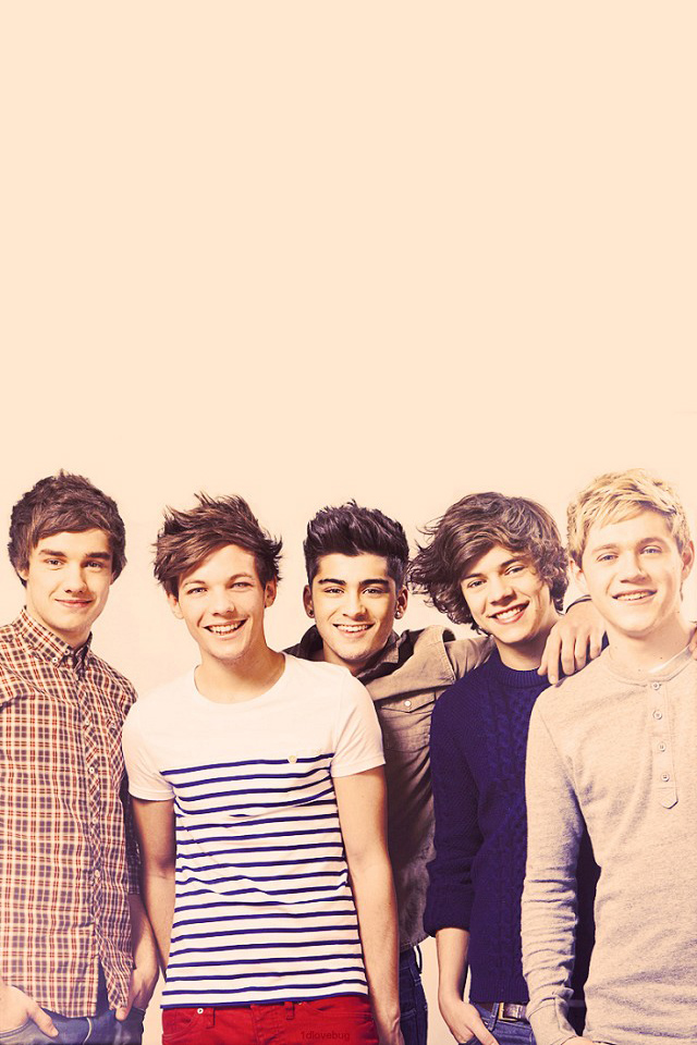 One Direction Wallpapers and Background app for iPhone and iPad 640x960