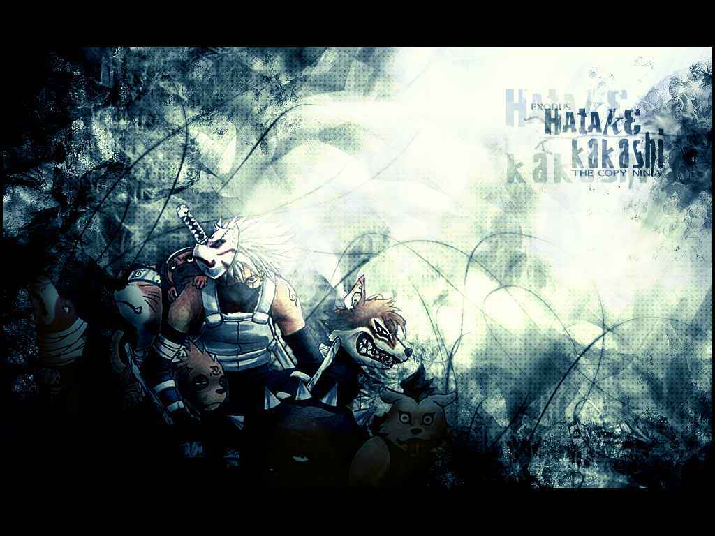 Kakashi Wallpapers 1024x768