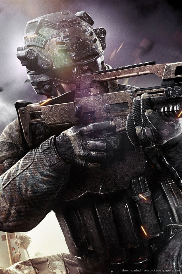 Call Of Duty iPhone Wallpapers Group 44 640x960