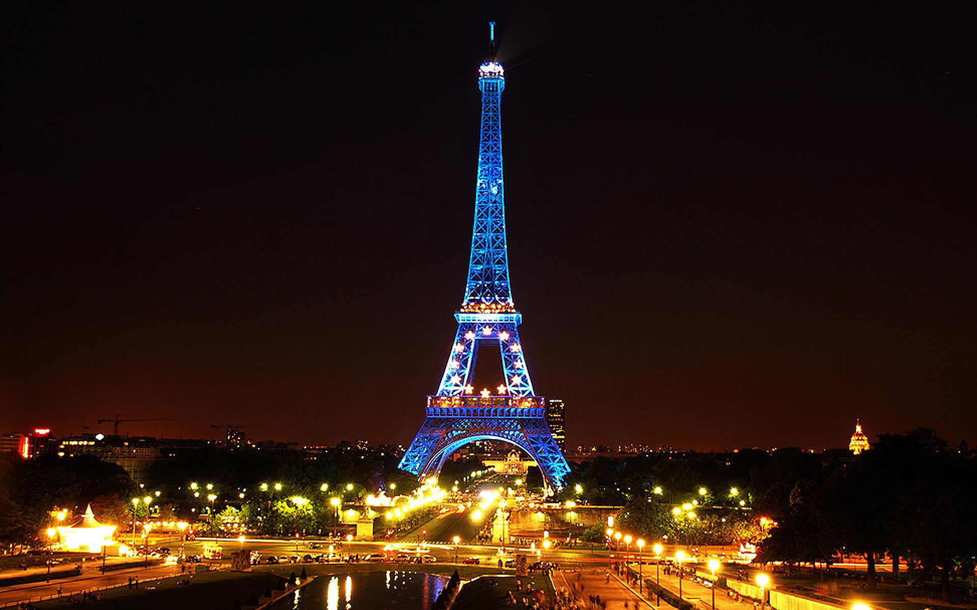 Hd wallpaper paris - Beautiful Paris City Night Wallpaper Hd 9 High Resolution Wallpaper