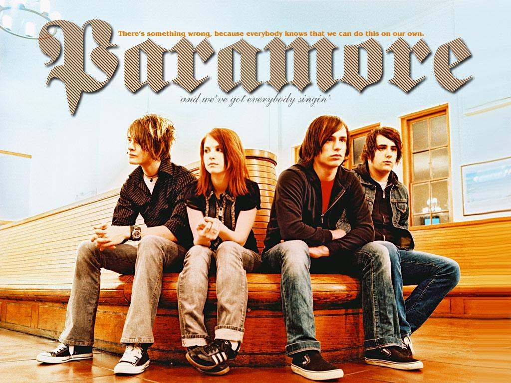 Paramore - Paramore Wallpaper (65678) - Fanpop