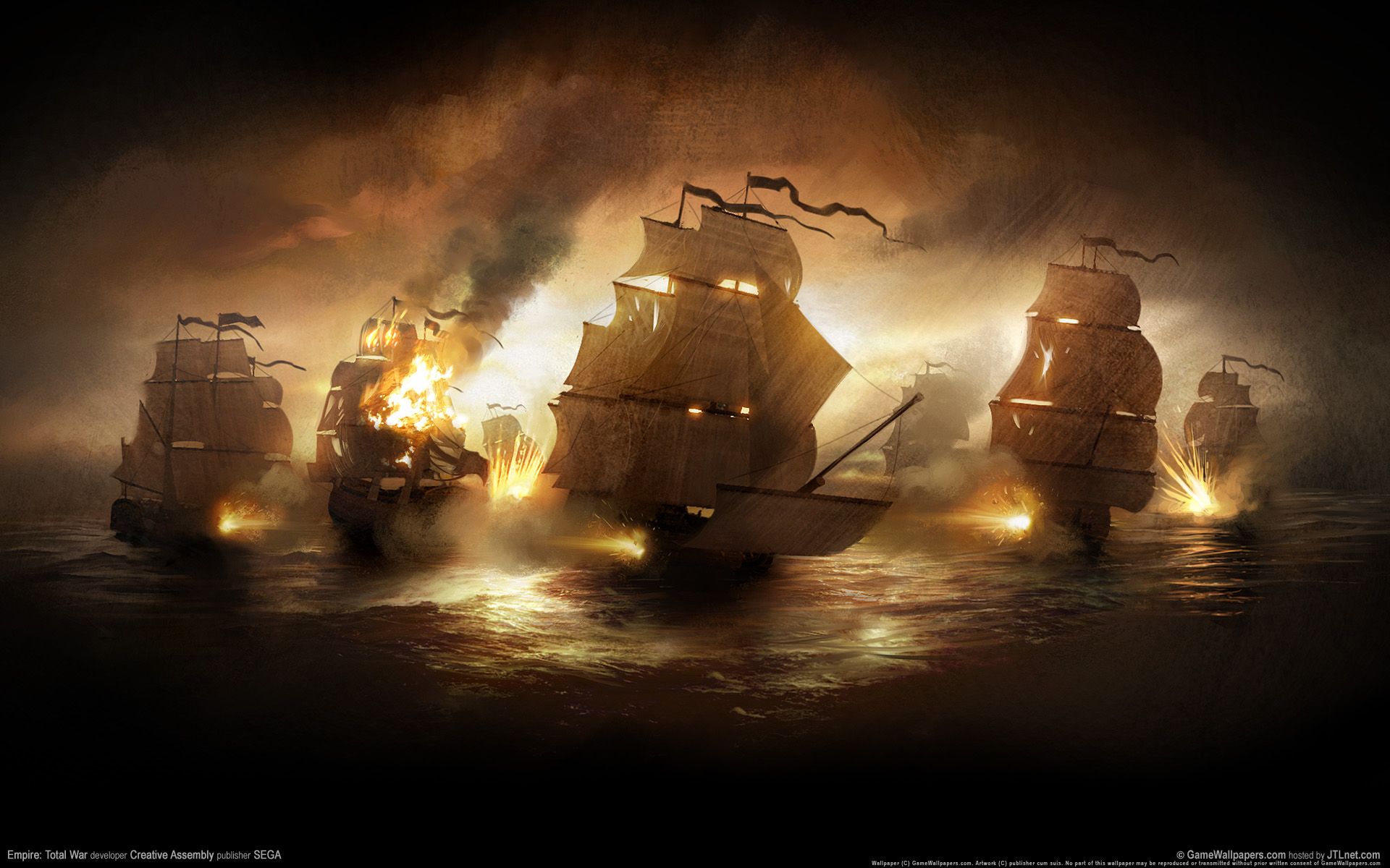 Empire Total War 3 Wallpapers HD Wallpapers 1920x1200