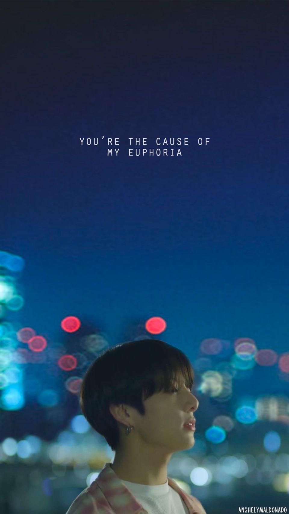 Jungkook Wallpaper Euphoria Lyrics Bangtaneu Bts wallpaper 960x1708