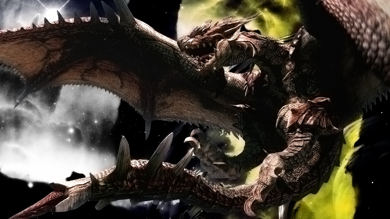 Dragons are one of the most dangerous creatures ever known to man ...