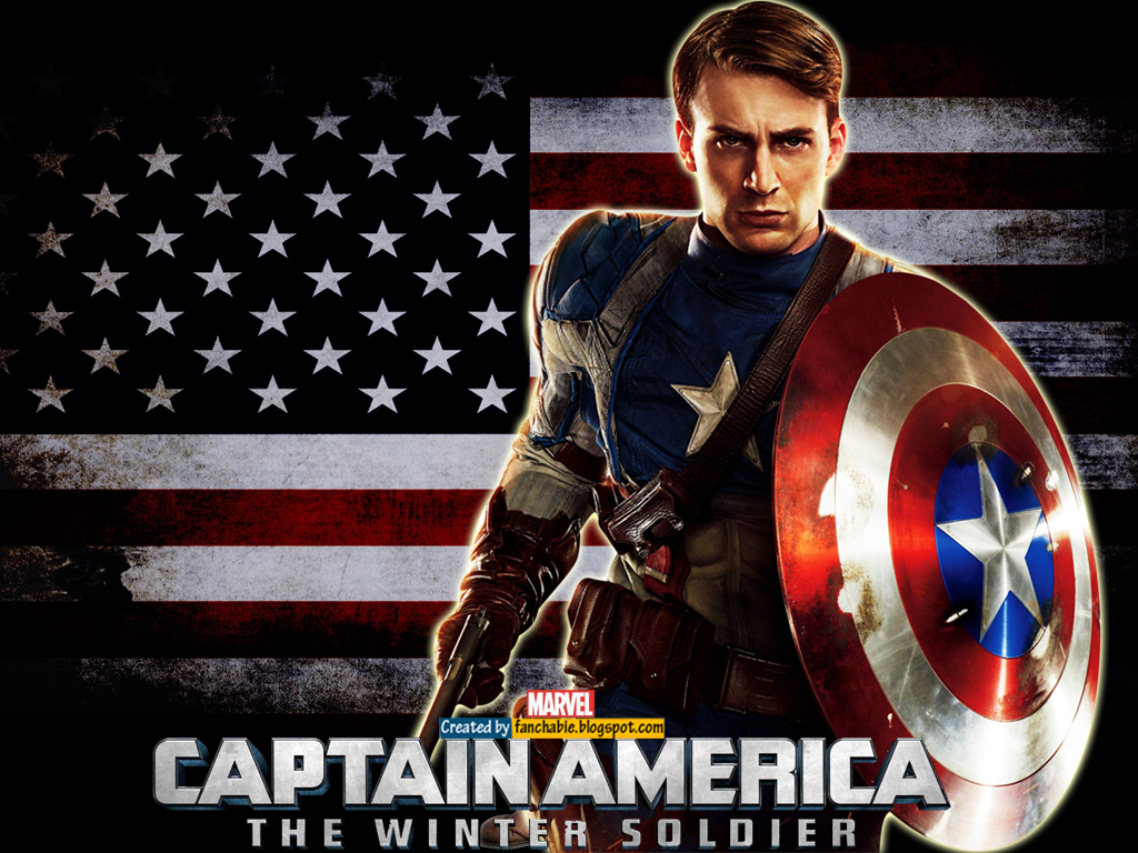 CAPTAIN AMERICA THE WINTER SOLDIER HD Wallpapers and 1024x768