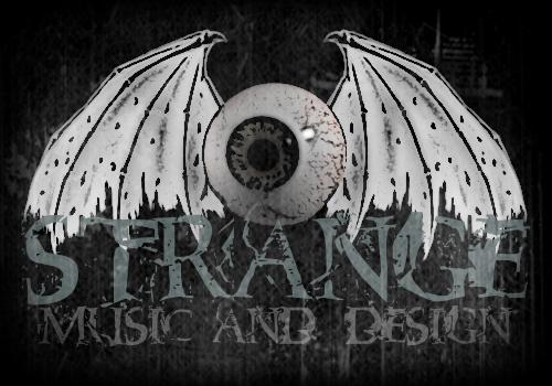 Strange Music Logo Wallpaper: Strange Music Logo Wallpaper