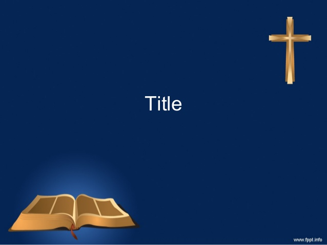 Christian Backgrounds Powerpoint Template Holy Bible Background 638x479