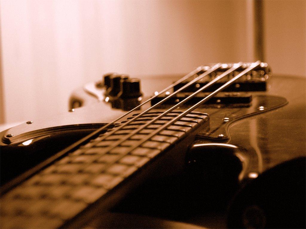 Bass Guitars Wallpaper 1024x768 Bass Guitars 1024x768