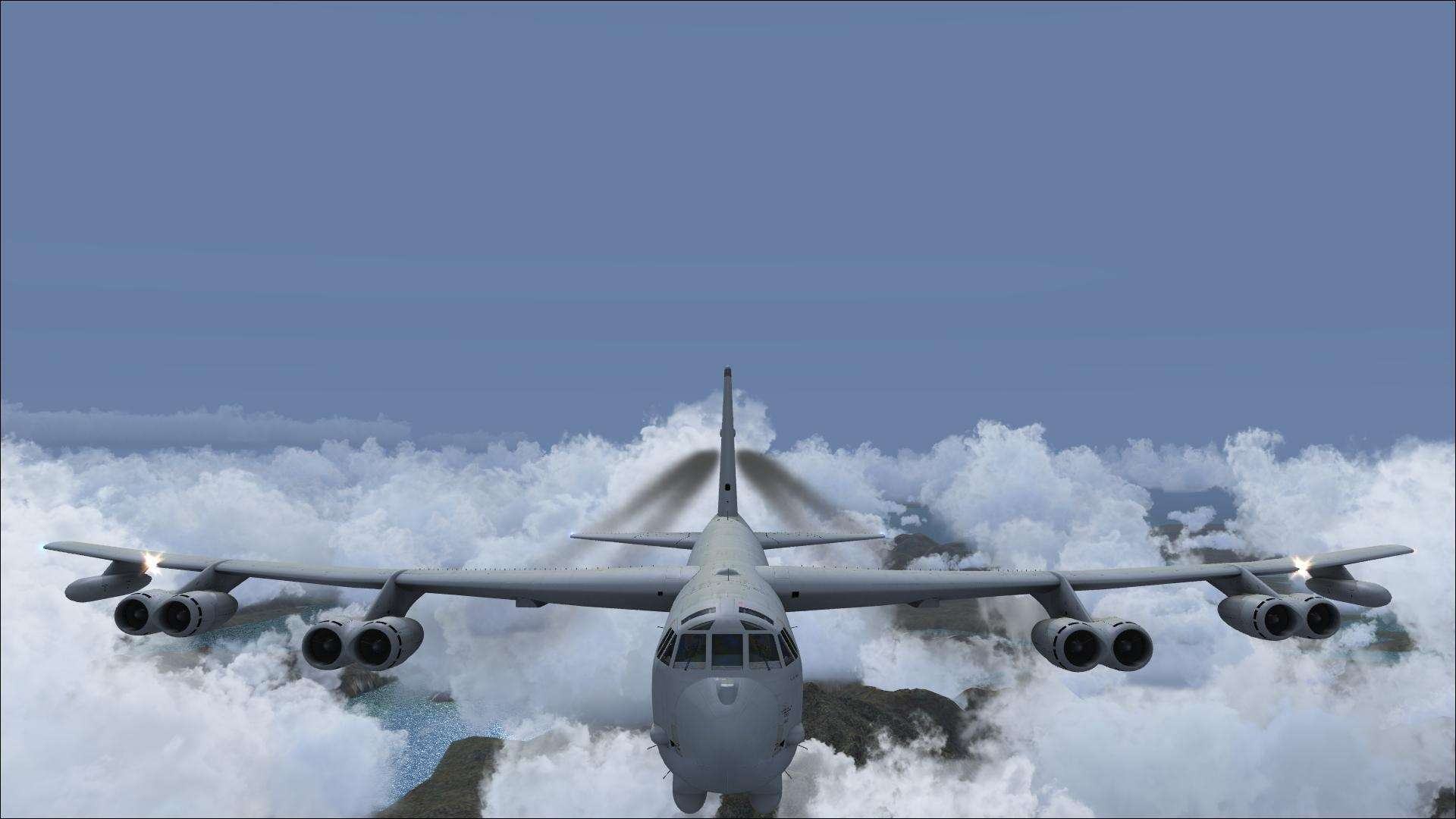 View Of Fsx Wallpaper Hd Wallpapers 1920x1080
