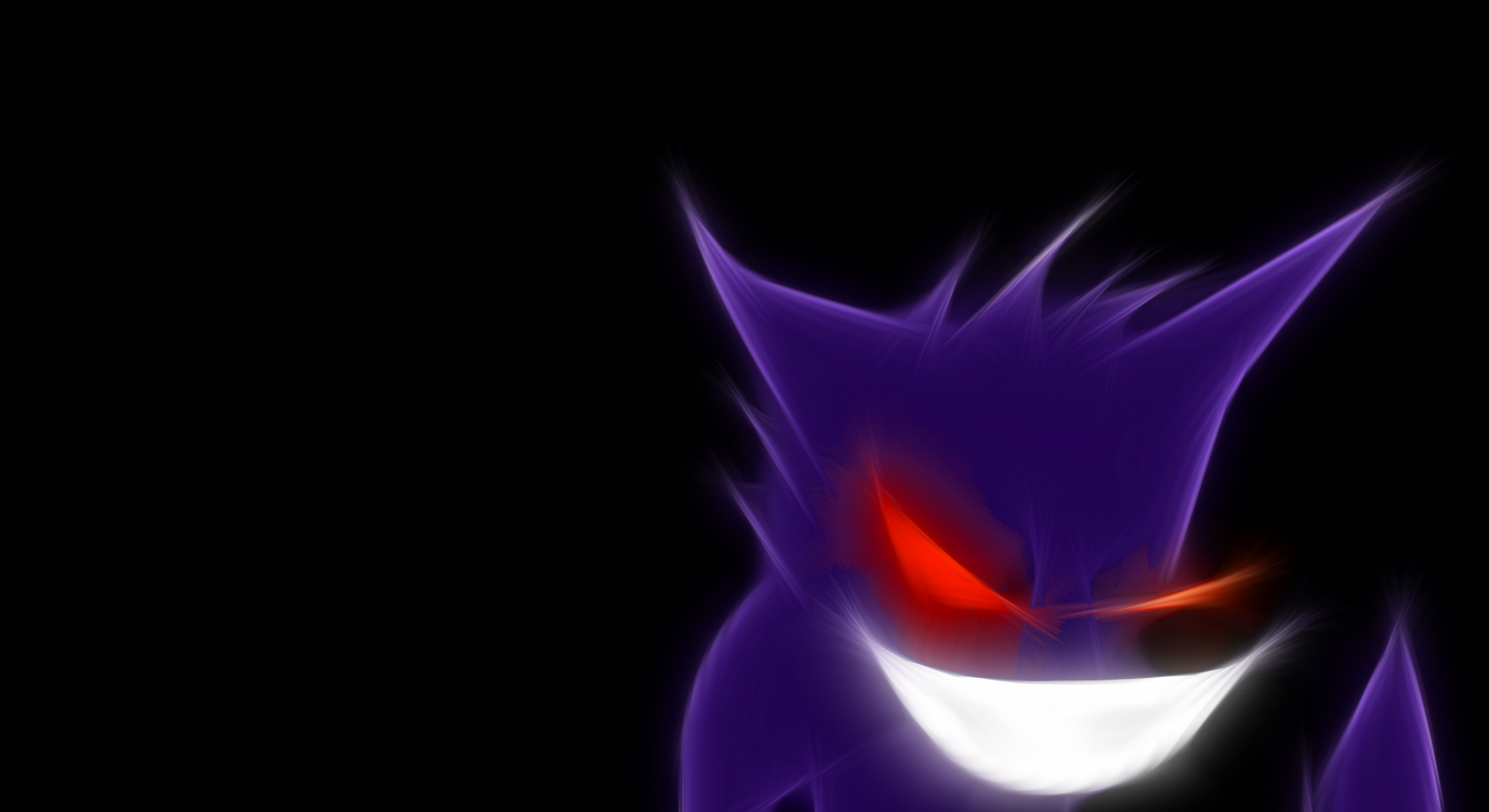 094 gengar by poketrainermanro fan art wallpaper games 2013 2015 1980x1080