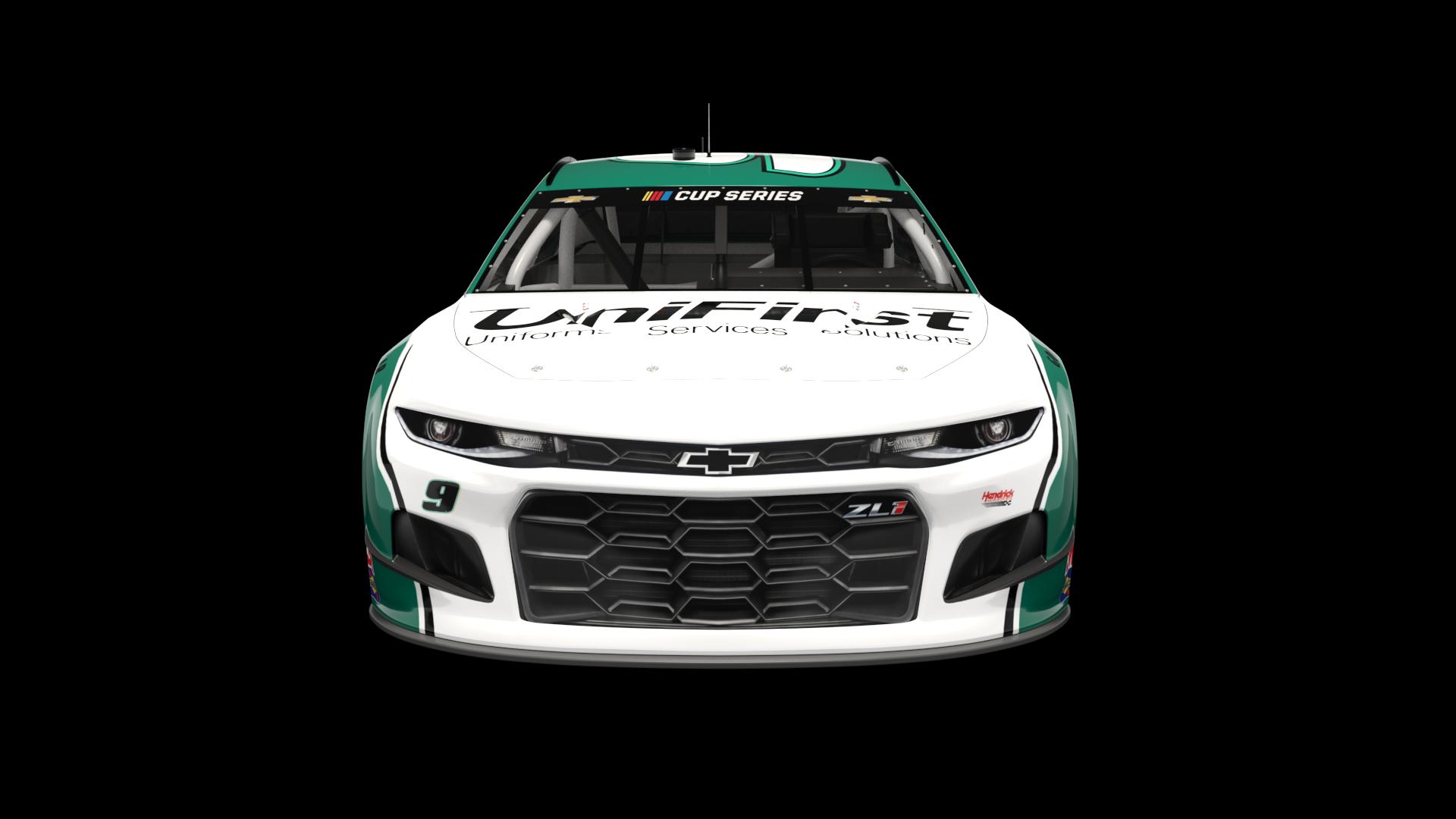 UniFirst becomes a primary sponsor of Elliott No 9 team 1920x1080
