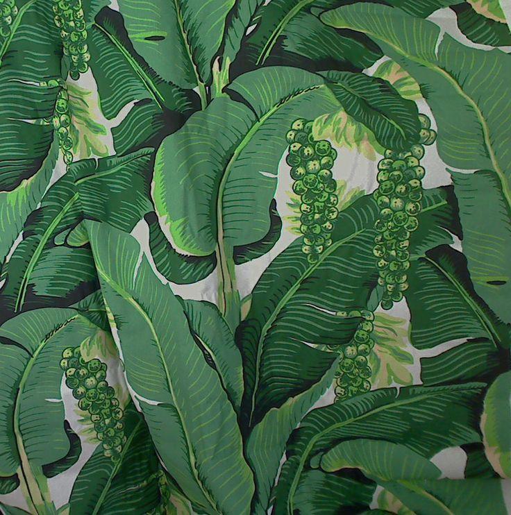 Original Dorothy Draper Brazilliance fabric circa 1942 14900 736x742