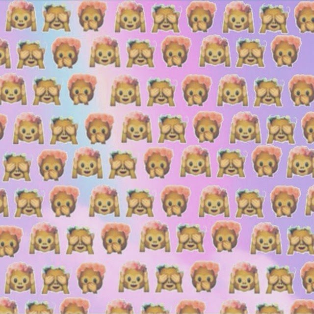 Emoji Background For Pictures Tumblr Emoji tumblr b 640x640