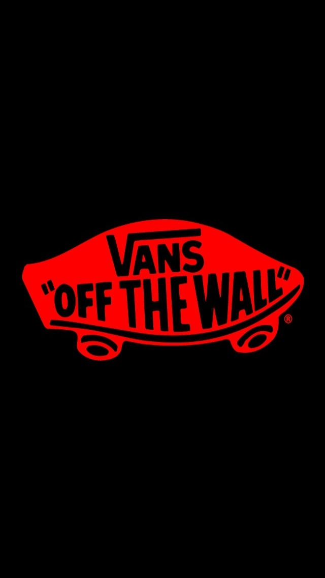 Image Vans Logo Phone Wallpaper Download 640x1136