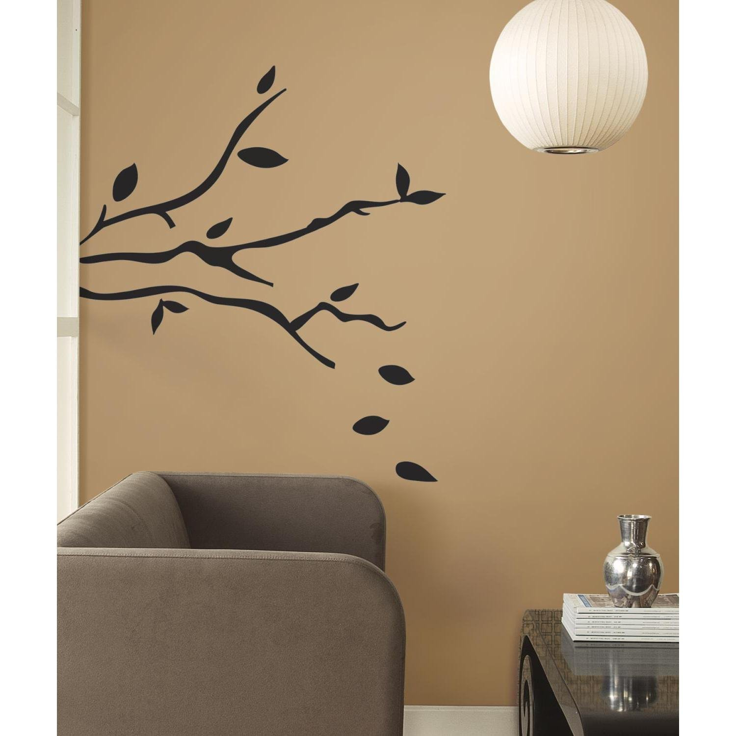 RoomMates RMK1317GM Tree Branches Peel Stick Wall Decals 1500x1500