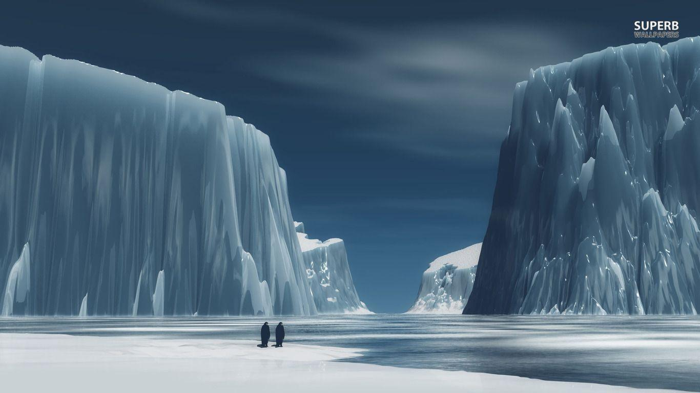 Antarctica Wallpapers 1366x768