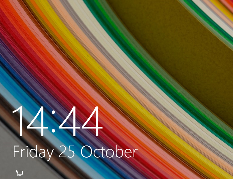 Windows 81 lock screen and flickering 784x603