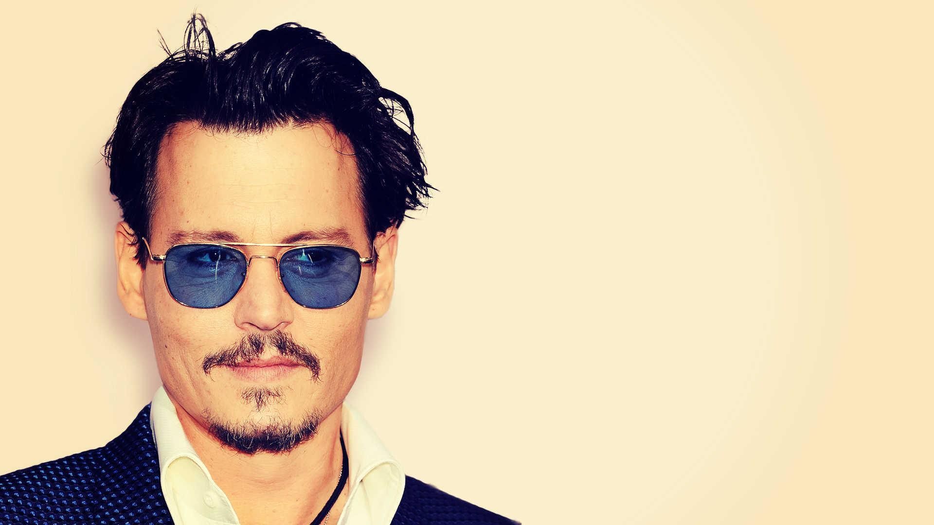 Download HD Wallpapers of Hollywood actor Johnny Depp 1920x1080
