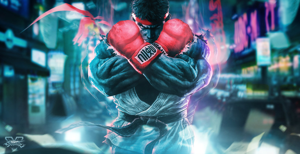 50 Super Street Fighter 5 Wallpaper On Wallpapersafari
