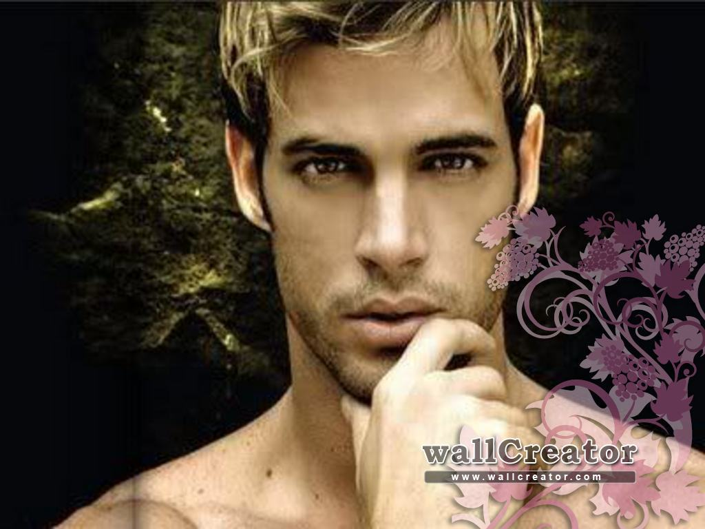 William levy   1366 768 Wallpaper 1024x768