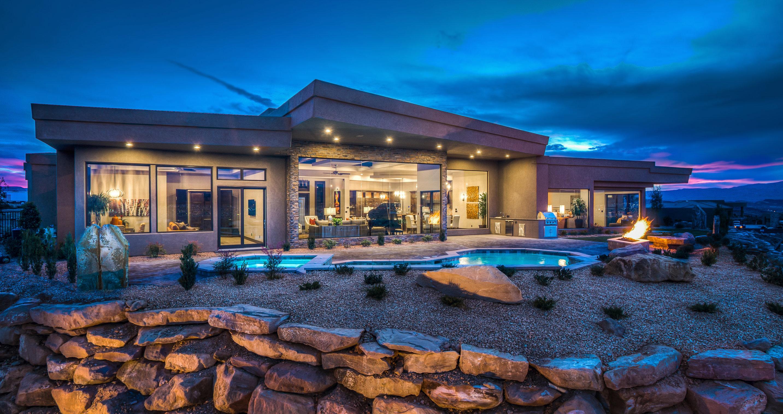 Luxury Home In St George Utah HD Wallpaper Background Image 2866x1516