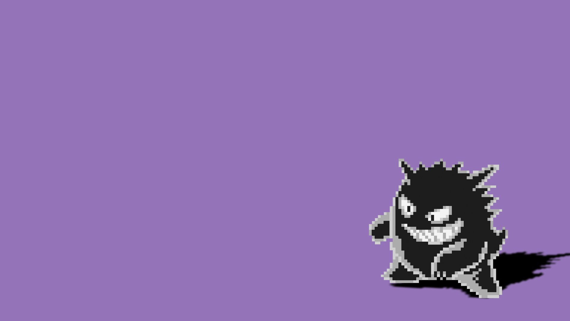 Pokemon Gengar Wallpaper 1920x1080 Pokemon Gengar 1920x1080