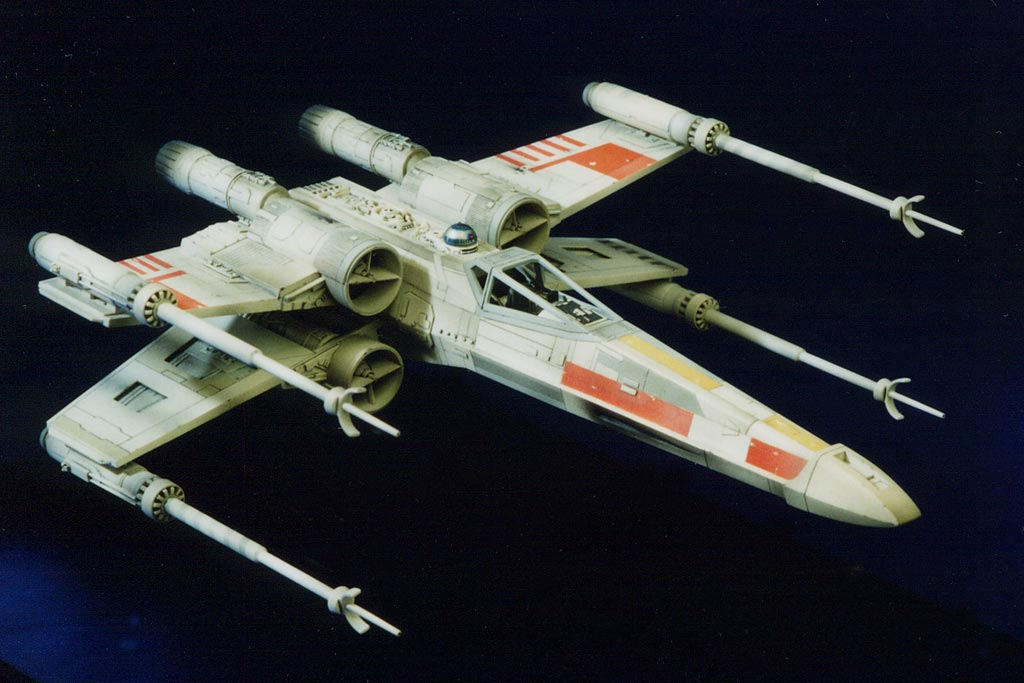 Wing Wallpaper x Wing Fighter 1024x683