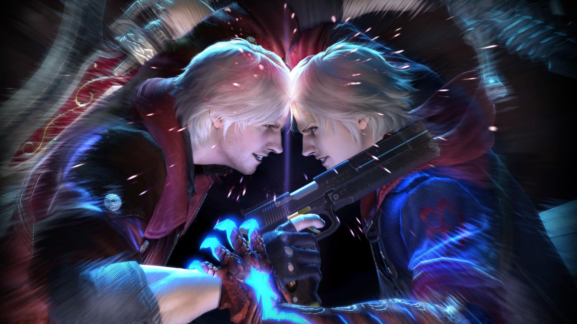 Dante and Nero   Devil May Cry 4 wallpaper   75360 1920x1080
