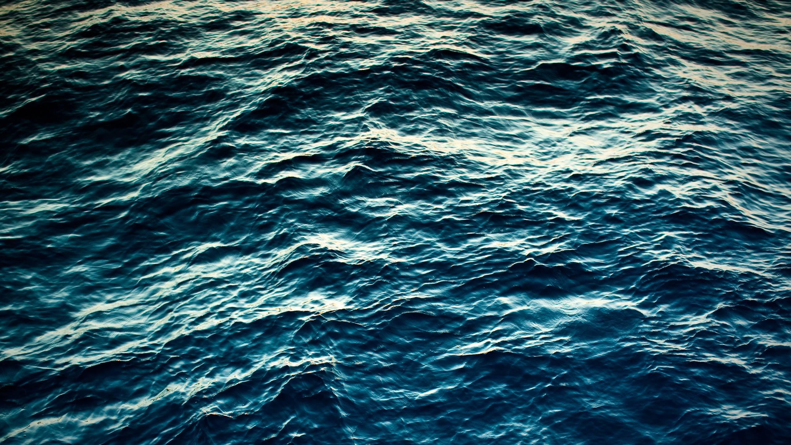 Ocean Water Wallpapers 2560x1440