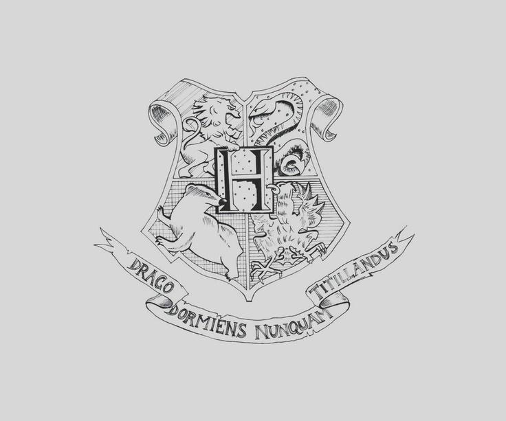 Crest Wallpaper Harry Potter Pinterest Hogwarts Hogwarts Crest 736x613