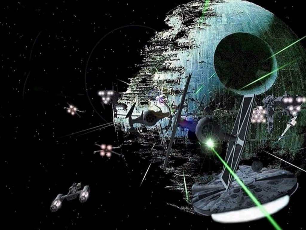 Star Wars Wallpaper HD Desktop 15 1024x768