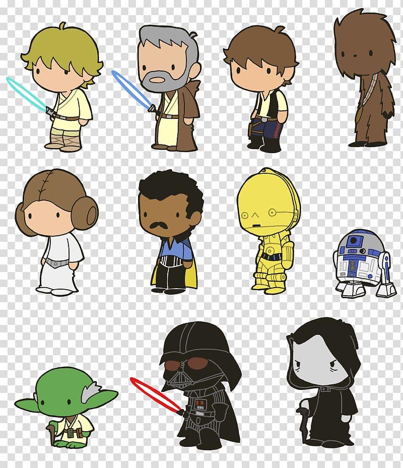 Leia Organa Han Solo Chewbacca Star Wars Boba Fett r2d2 800x929
