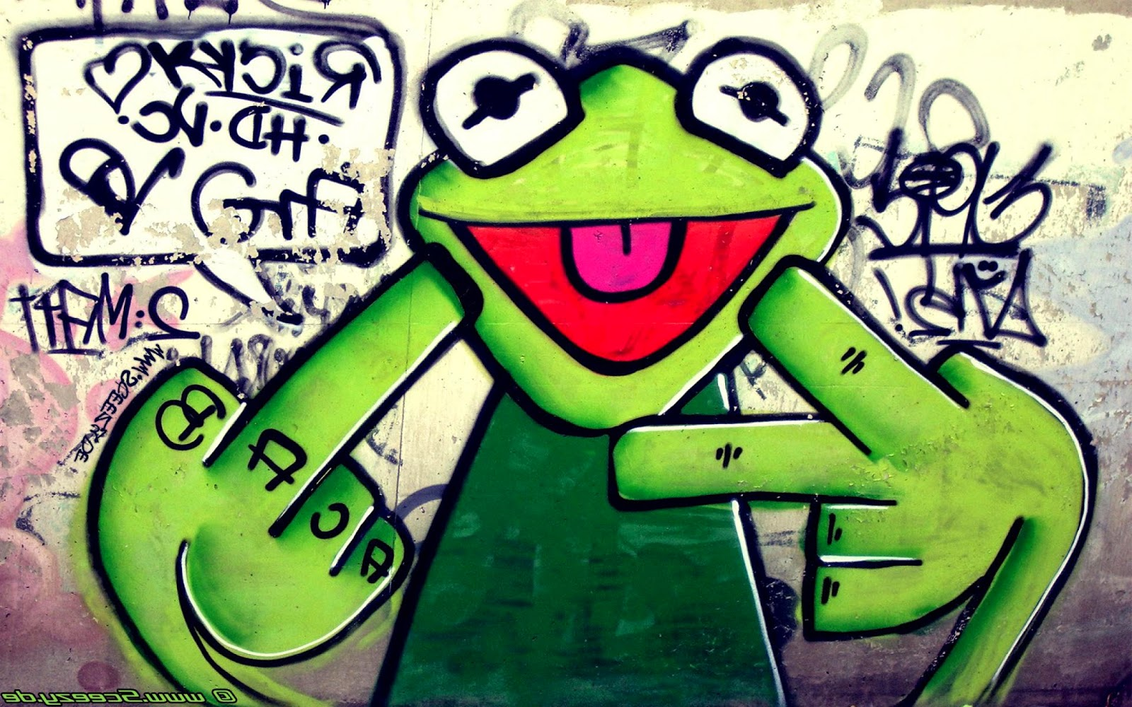 Cool Graffiti Wallpapers Wallpapersafari