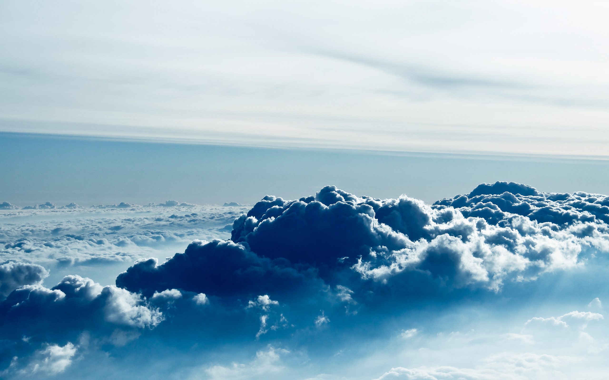 cloud Wallpaper Background 23463 2560x1600
