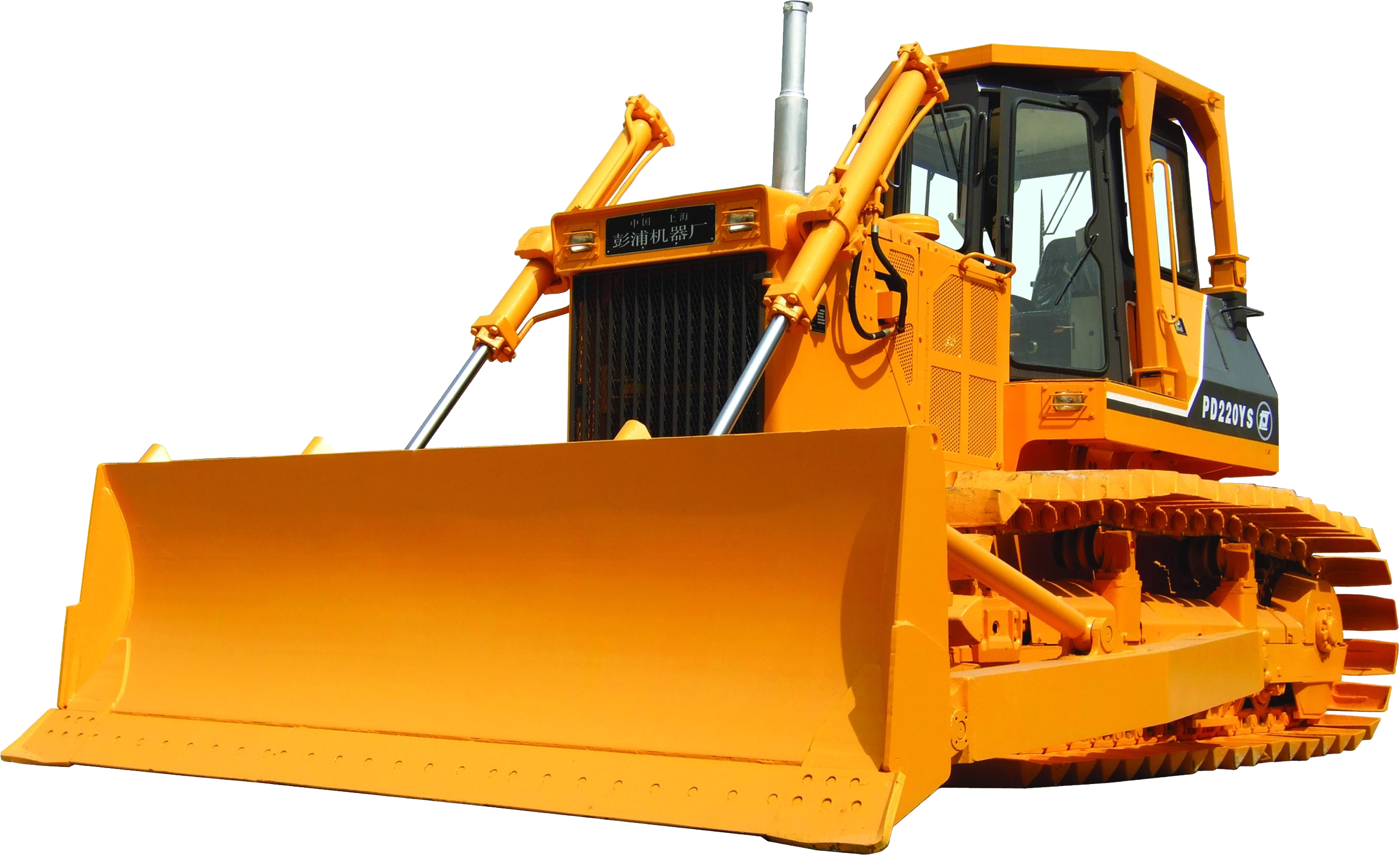 Bulldozer Background PNG   Picpng 2702x1651