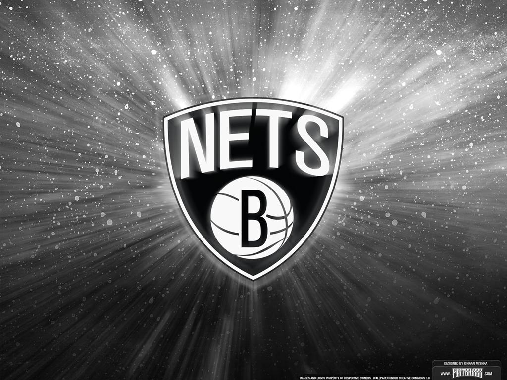 Brooklyn Nets Logo Wallpaper Posterizes The Magazine 1024x768