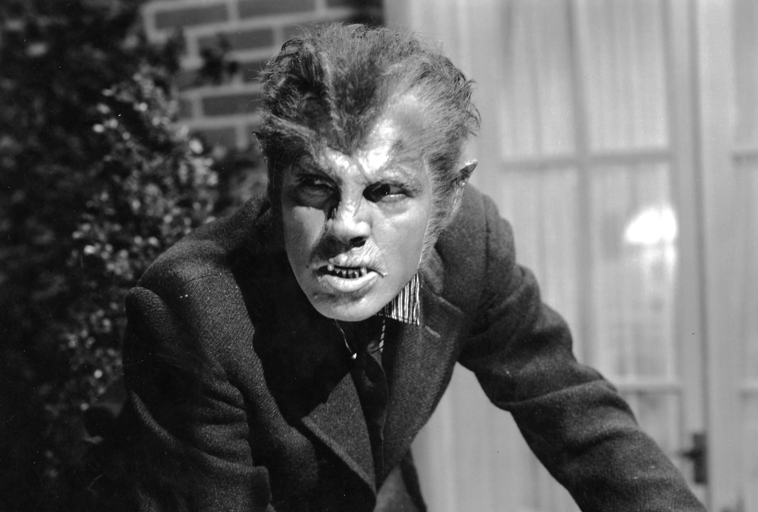 Classic Horror Characters Werewolf horror film 2652x1793