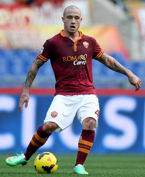 Radja Nainggolan Pictures   AS Roma v Genoa CFC   Serie A 487x594