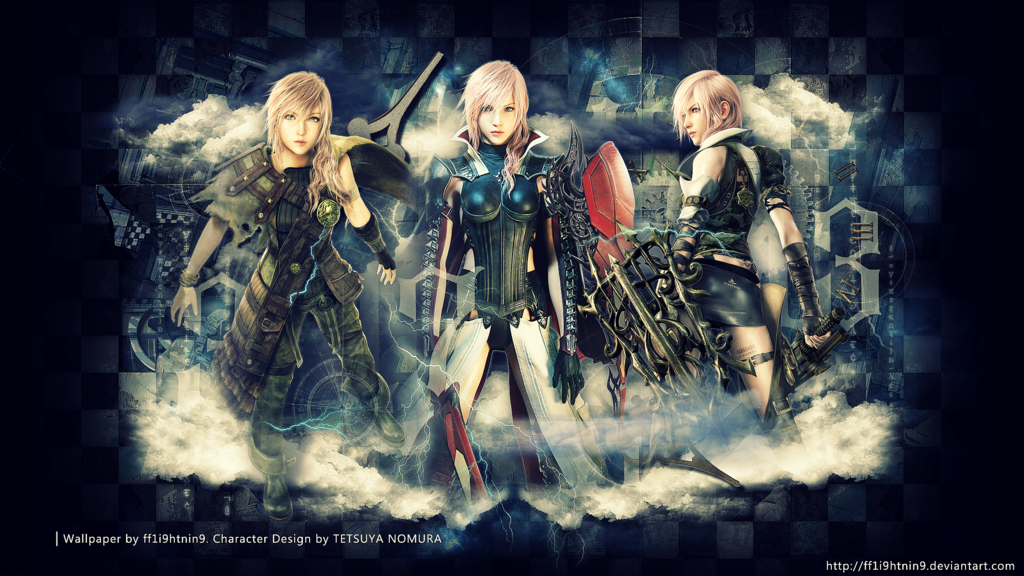 lightning ff13 wallpaper wallpapersafari