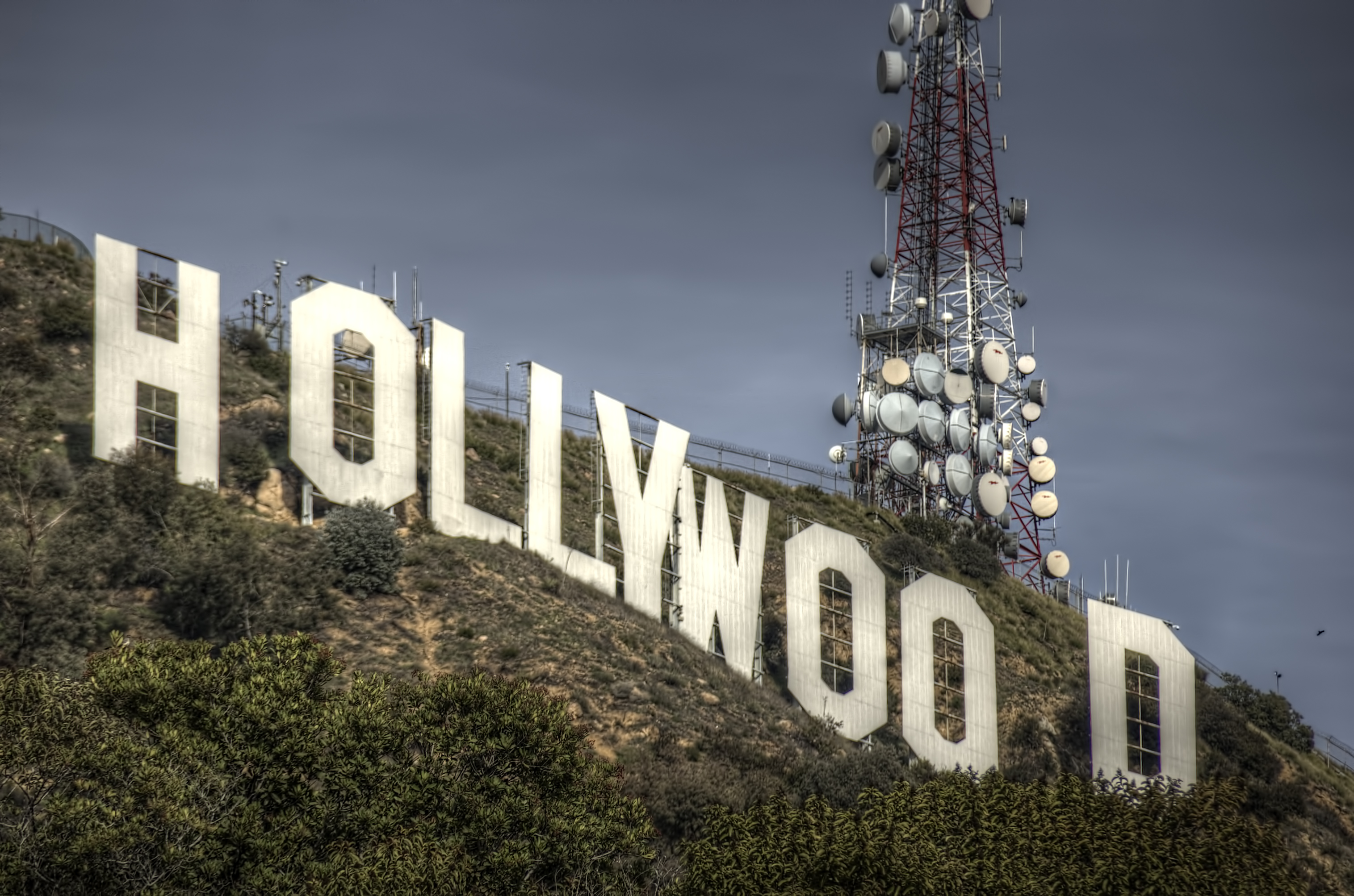 Hollywood Sign Backgrounds Hollywood sign wallpaper 3031x2007